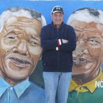 I had the privilege of visiting Mandela's hometown of Soweto w/ my family in 2011. A powerful & humbling experience!