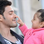 She loves my nose..:) my daughter turns 1 tomorrow . Wishing the love of our lives a very happy birthday:) http://t.co/t56GCVkFuo
