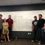 A big thank you to The Gospel Whiskey Runners (@GWRunners)! First Ever #PandoraWhiteboard encore. http://t.co/jv8m3QIlMm
