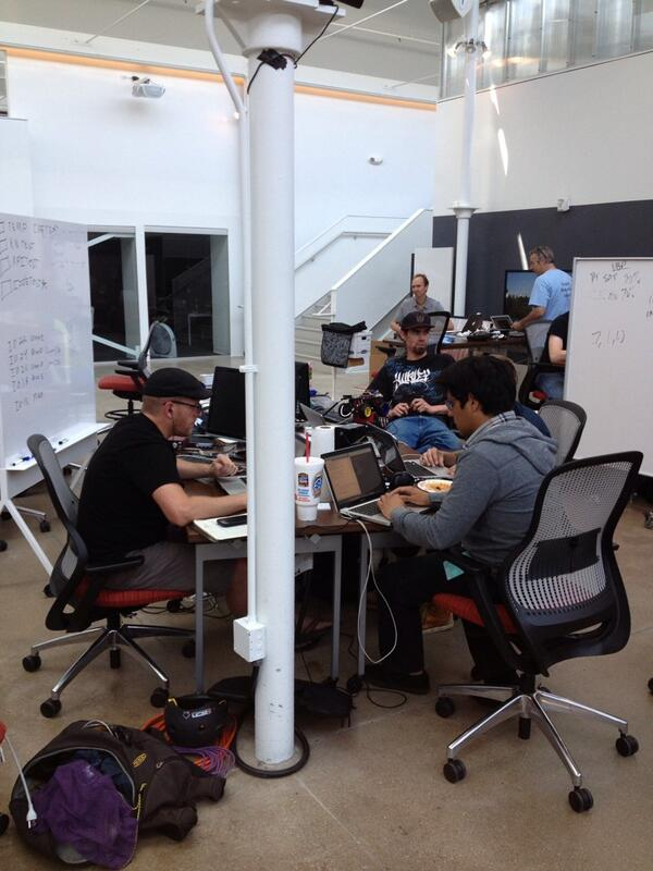 Love this photo from Music Hack Day Denver #musichackday @musichackday [pic] --