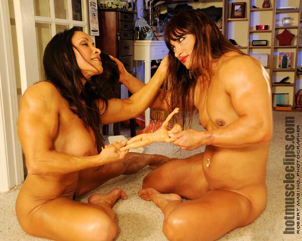 Girls showing their boob