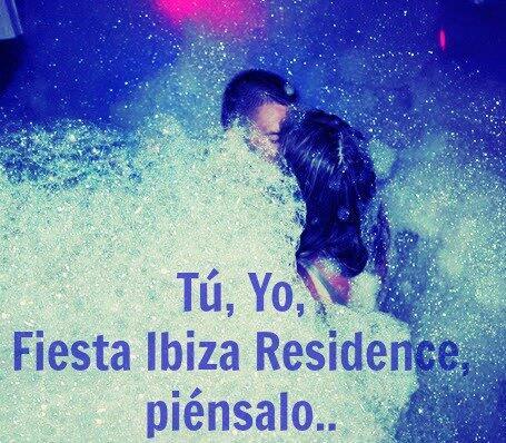 RT @DescalonaTV: Aún hay boletos para la fiesta de espuma ¿No quieren irse a Ibiza una semana todo pagado? 23 Julio Pepsi Center. http://t.…