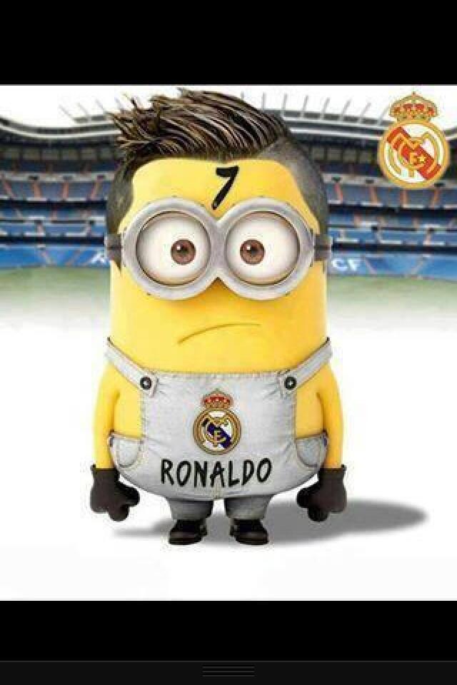 Ronaldo Minion Photo Ronaldo Minion