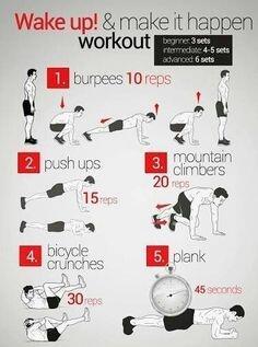 Buenos días Vitónicos! ¿Qué os parece este circuito para comenzar la semana? ¡Energy! #fitness http://t.co/4cGzoNLz50