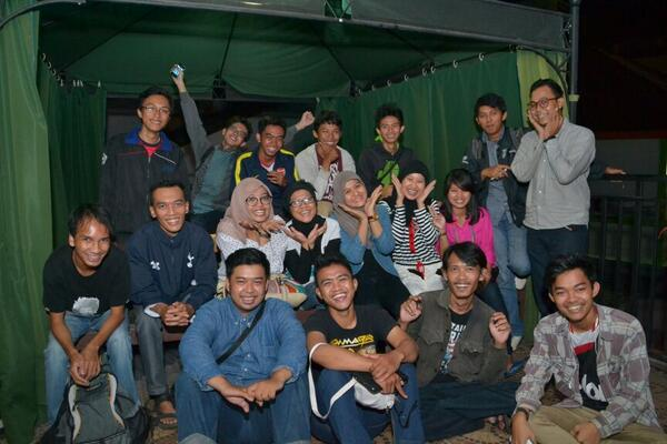 meet and greet with @DroidersUIN @UINCommunity Family (Bukber)