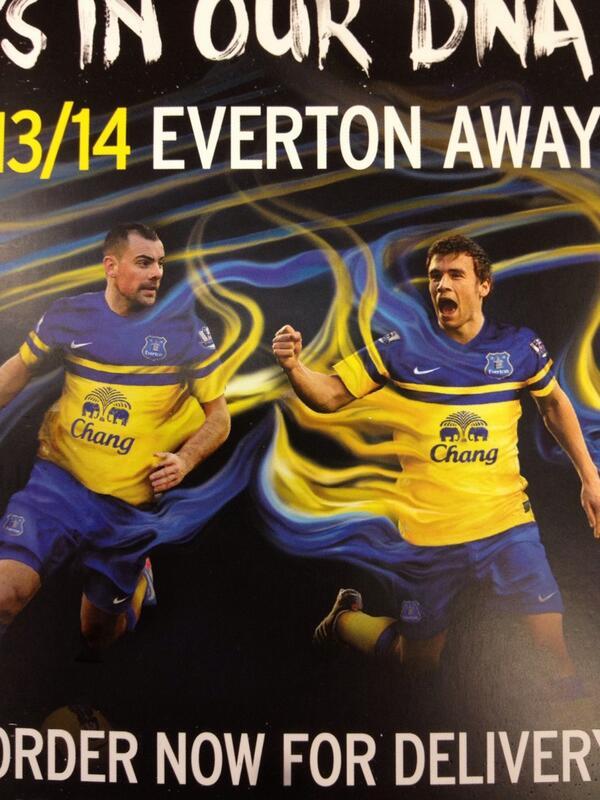 BQ8xcg CIAAHOzQ Everton launch Boca Juniors esque away kit for 2013/2014 [video & pictures]