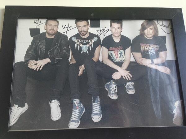 To be the owner of this little beauty courtesy of @BASTILLEdan just RT & follow us. Comp closes at midday tomorrow. http://t.co/DLB4JV2pgX