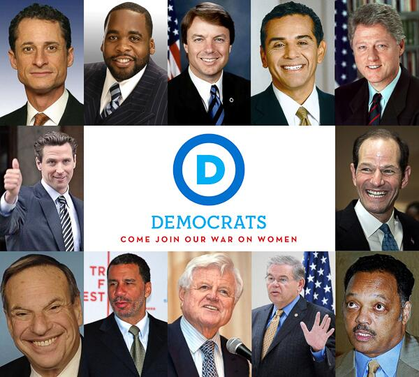RT @TheJimHughes: The Democrats new recruiting poster is out..... http://t.co/8zAmIA29cE