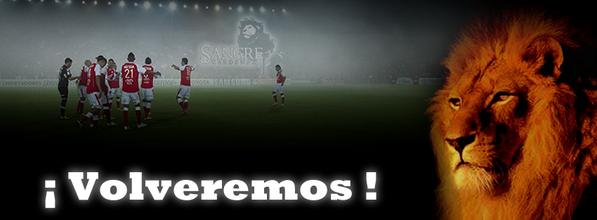 ¡ VOLVEREMOS ! ::: Martes 30 de Julio - 7:45 pm / Estadio El Campín http://t.co/q1qpgcbJFX