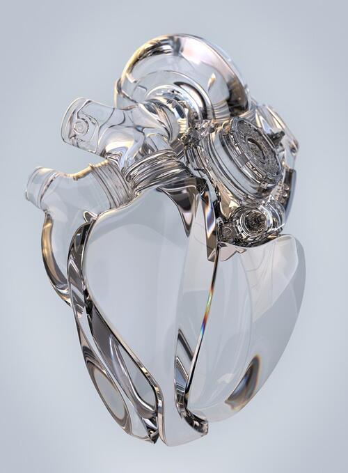 Photo of the day: A glass heart. http://t.co/DyWEV2bPXw