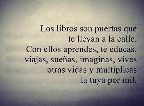 Los libros son ---> RT @Ingridbfallas: @QueLeer http://t.co/Uta6mzEsX3