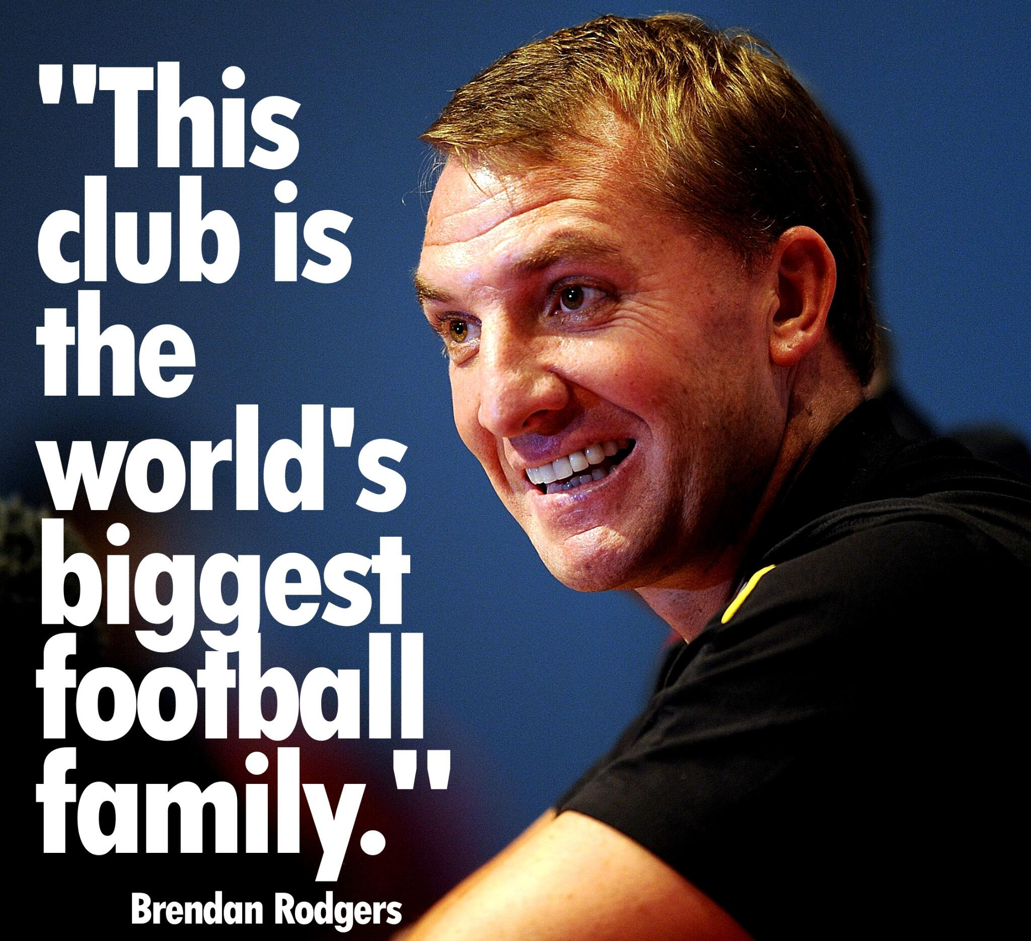 Quote from the boss ahead of the final day of the #lfctour tomorrow: http://t.co/QdnZV7kRnM