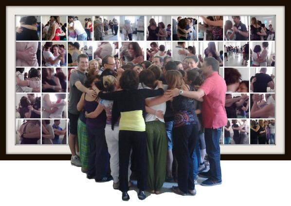 Laboratorio del 20 Luglio 2013. Ai confini dell'abbraccio, un caro saluto ai partecipanti! http://t.co/W39pGCLq9u