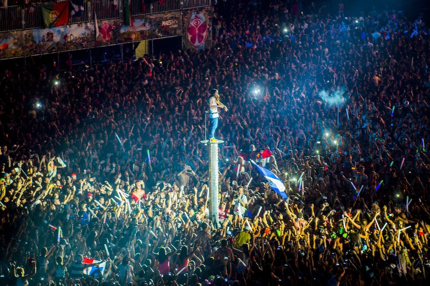 Als Tomorrowland een koning zou hebben, het zou Koning Steve zijn! http://t.co/I6c3EwQSvu