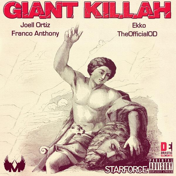 Melissa Prometh (@MelissaPrometh): •★• On repeat all Day ! •★• #GiantKillah @JoellOrtiz @TheRealEkko @theofficialod  @F_Anthony_Music @STARFORCEHH http://t.co/10fGOxSda6