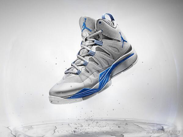 You can relax this summer...or you can #LiftYourGame. @BlakeGriffin32's Jordan Super.Fly 2 hits this Thursday: http://t.co/GhTed4hEwX