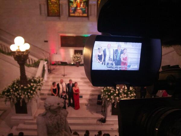 jamieyuccas (@jamieyuccas): Cathy ten Broeke and Margaret Miles become Minnesota's first legally wed same-sex couple. Watch @WCCO for coverage. http://t.co/mq3rw9C0Fq