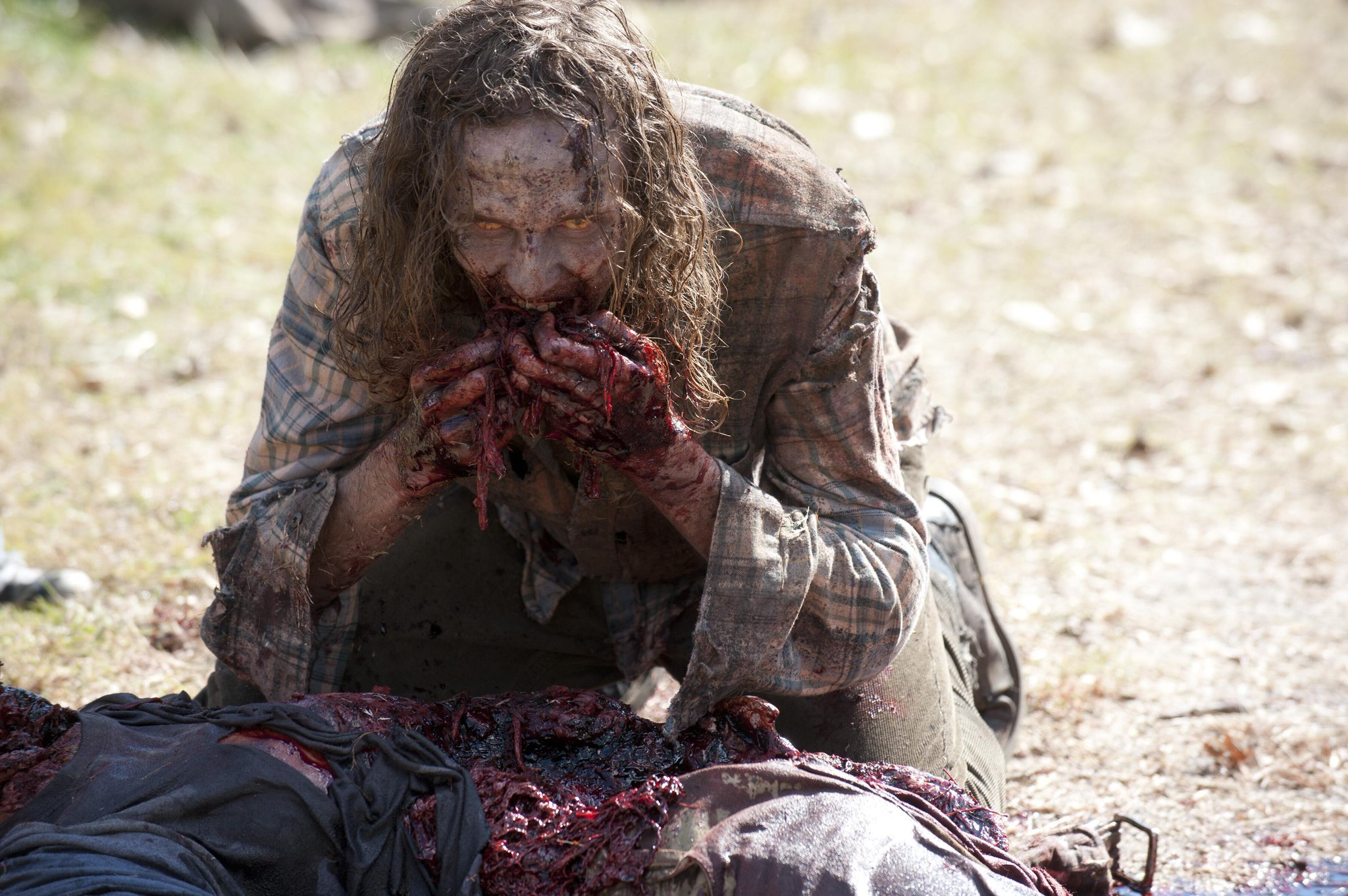 Eat your heart out. #TBT #TheWalkingDead http://t.co/6b38crST45