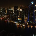 My view of Dubai from the 38th floor...not too bad ;) http://t.co/pfWS8nCjp0
