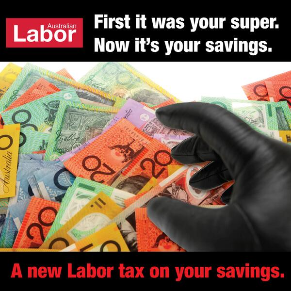 RT @LiberalAus: Are you sick and tired of copping the costs of Labor's failure to manage money? #myliberal #AusPol http://t.co/HliJ6ySw25