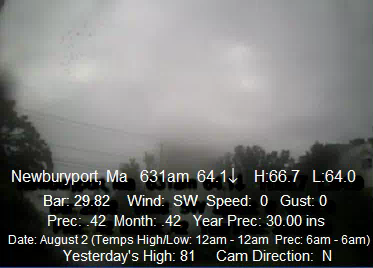 @jreineron7 Rain ended,  fog http://t.co/6KlmZATYsG