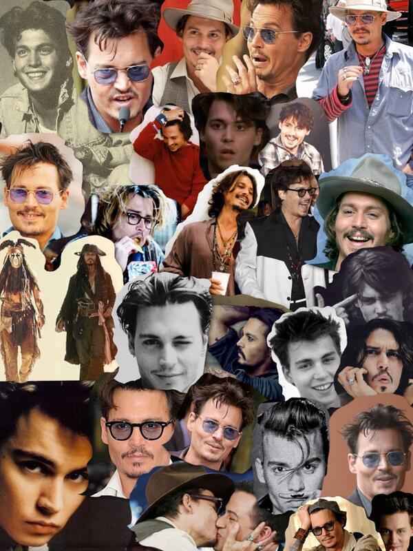 Sharon Depp (@SharonDepp): D: Johnnyyy! <3  http://t.co/wWlaHthG4d via @PicCollage http://t.co/CJ1zMb7vem