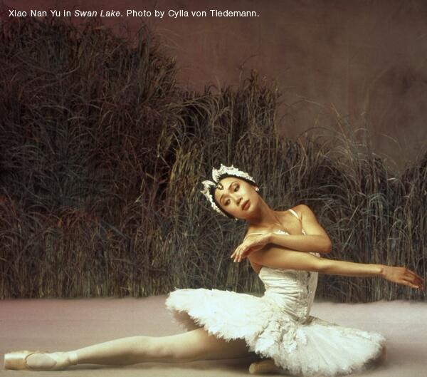 """When I was 14, I watched the Kirov Ballet's Swan Lake. It touched me and I realized how much joy dancing can give y… http://t.co/wkRExUkCmZ"