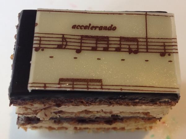 Coffee cake worth noting (sorry). The new Albertopolis afternoon tea at London's Ampersand Hotel http://t.co/iA5uN7t9L5