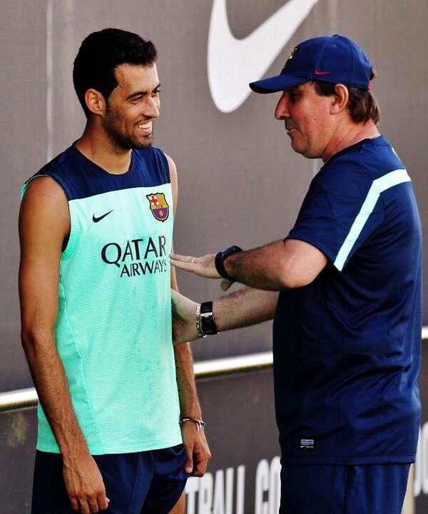 Sergio con el Tata http://t.co/G9hxKtcr2r