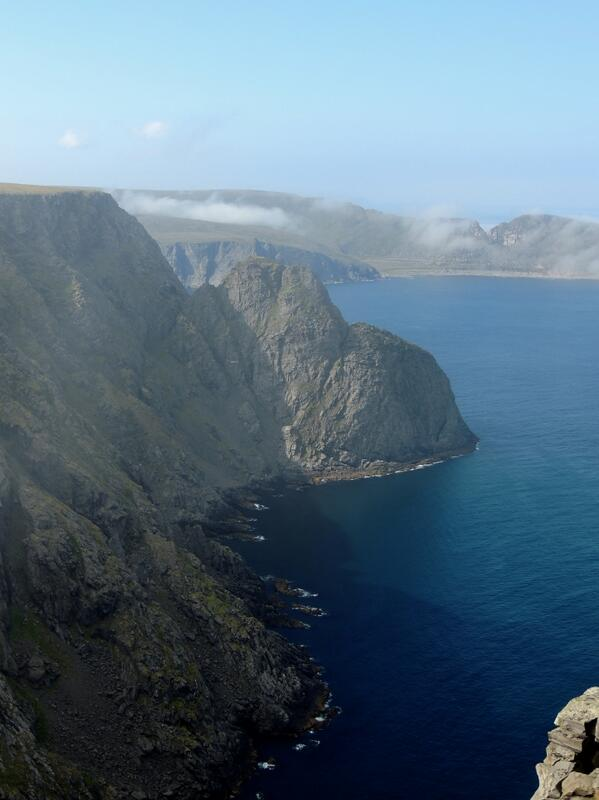 The North Cape, Nordkapp, Norway