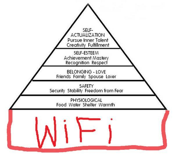 """RT @SleepSynthesis: """"Maslow's Hierarchy reconfigured for the 21st century"""" http://t.co/EgeMV8juRB"""