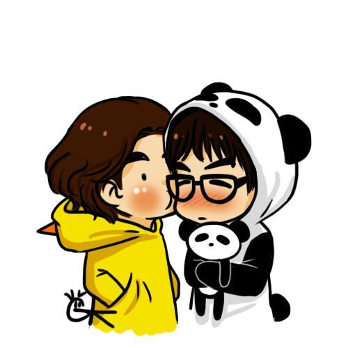 [FA] WooKay : chu♥ http://t.co/OFDz58NHrF