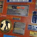 GRABADOS METALICOS Fabricamos placas para inventarios,escarapelas,pines.llaveros,marcas.#QUITO #ECUADOR http://t.co/E6FQ7F2zbm