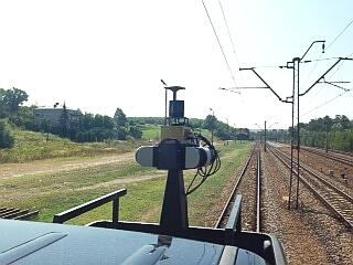 #Topcon #IPS2Compact+ scanning on Railway http://t.co/AUGetQgxbz