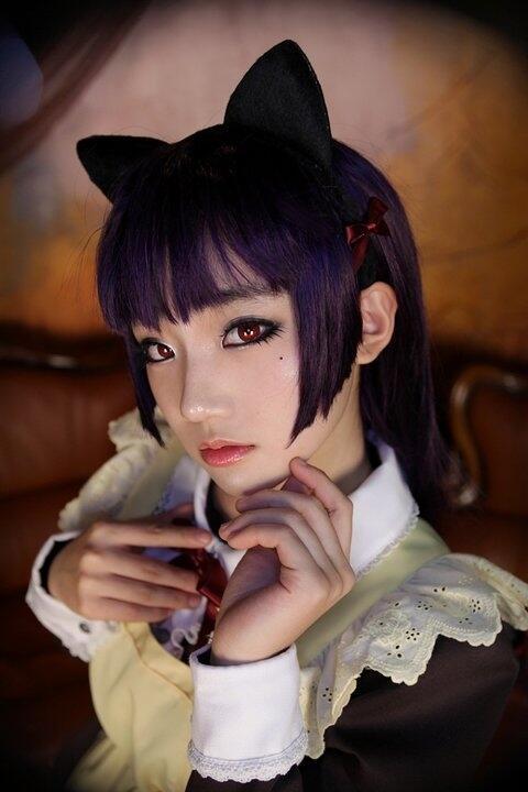 俺の妹がこんなに可愛いわけがない   黒猫(Aza Miyuko)