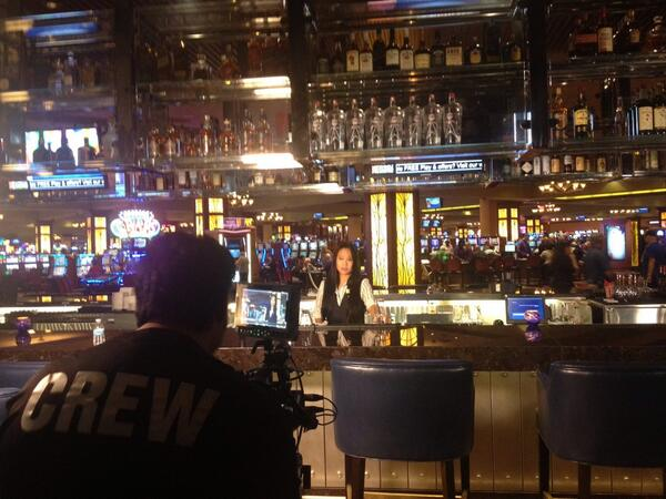 It's All You (@ItsAllYouReview): Batter up! Day 2 of the team member video shoot continues @SemCasinoCoCo http://t.co/CkQTN5Mlxz