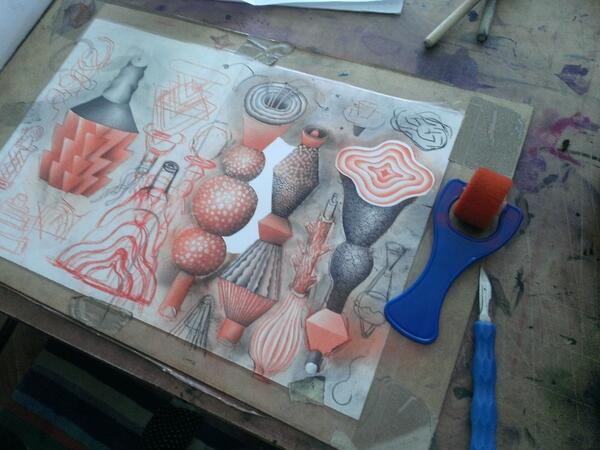 RT @MagnusMVM: Having my friend @bjornrunelie over, creating some really stunning work! http://t.co/Gzjzhb2io8