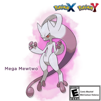 Retweet if you're excited about Mega Mewtwo! #PokemonXY http://t.co/r4wWQSrdTA
