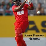 Happy birthday to Zimbabwe international Hamilton Masakadza! #HappyBirthdayHamilton #cricket http://t.co/CIGQXDZAds