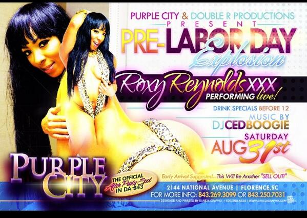 "RT : Florence SC ? August 21st Dancing live ""Girl Girl"" DVD's on deck me and"