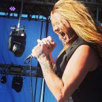 "Great times in Fredericton!! ""@darceymcl: Wicked set by @sebastianbach at FredRock. #fredrock http://t.co/MPKzA64MRR"""