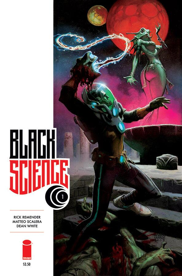 RT @chris_ryall: Man, Andrew Robinson's cover for @Remender's coming Black Science is a stunner, ain't it? http://t.co/x5SreEDbbU