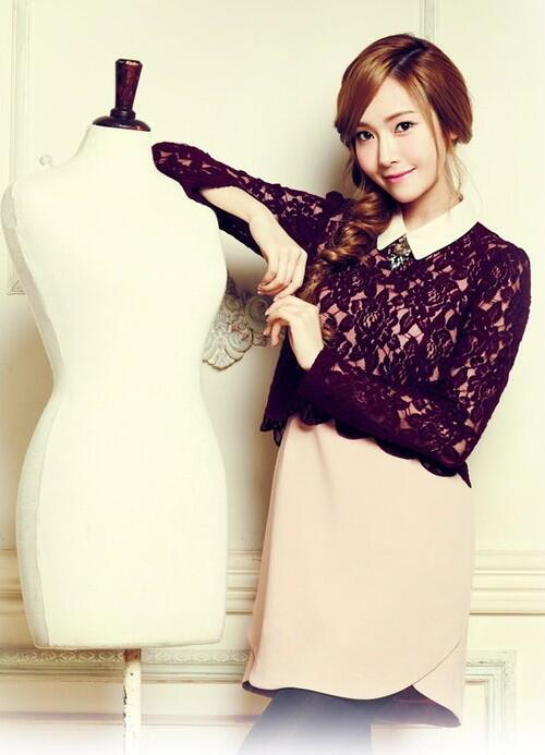 """""""@Twinkling9Girls: 130816 SNSD Jessica for SOUP brand new pics http://t.co/nvLGgXTM4g"""""""