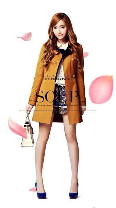 Ice princess ~ Jessica 😘💕 #jessica #snsd #soup http://t.co/whHQp76j9J