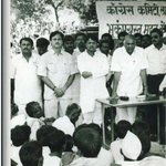 Early 90's with Shri Sharad Pawar RT @VilasraoD: A Rare picture of Vilasrao Deshmukh saheb.. http://t.co/LF5mrjwGyk