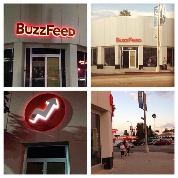 Jon Steinberg (@jonsteinberg): Welcome to BuzzFeed LA http://t.co/ioDux3SAyu