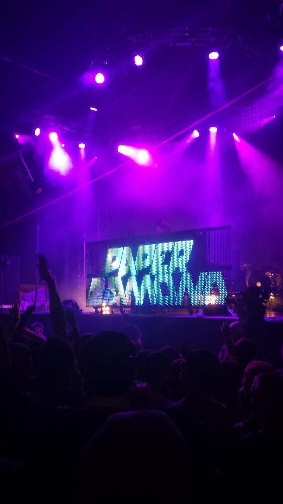 "@PaperDiamond ""Chi-town you got me burning up"". Live at @northcoastfest #NCMF #NCMF13 #Chicago http://t.co/JciHB4FwWs"