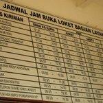 [ #info | jdwl layanan loket Kantor Pos Besar #JOGJA → http://t.co/vpT6zigcY3 #repostFav