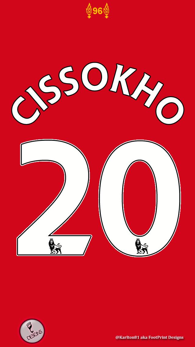 to Liverpool Cissokho