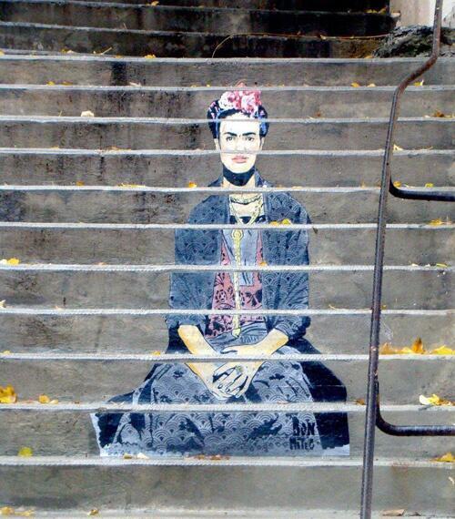 Street art http://t.co/gGpRQ02dQK